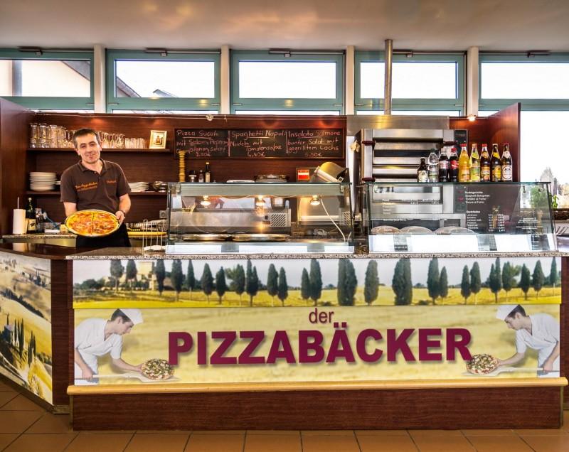 Der Pizzabäcker