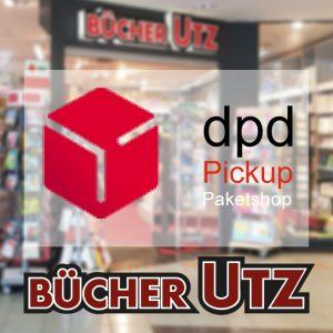 Bücher UTZ IST dpd-paket-shop