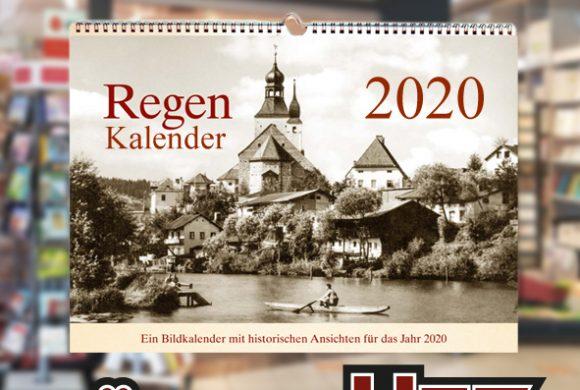 Neuer Stadt-Regen-Kalender für 2020